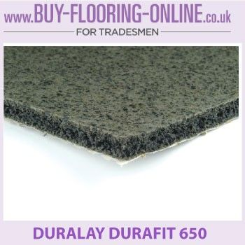 Duralay Durafit 650 Carpet Underlay 15 07 Sqm