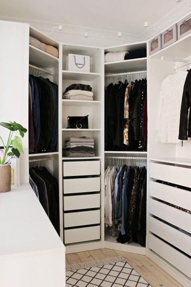 Ikea Kleiderschrank Systeme 26 ikea hacks für ihre ikea garderobe ikea garderobe offene