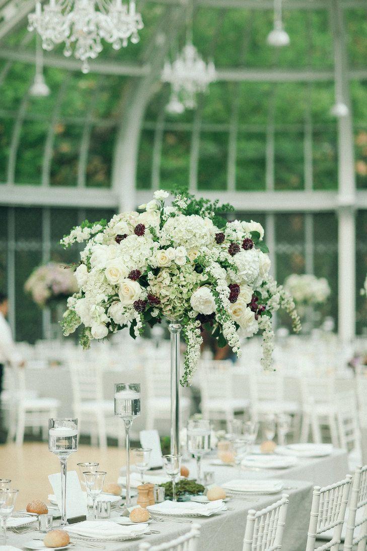 A NatureInspired, Spring Wedding at Brooklyn Botanic