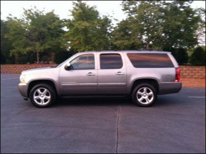 Town Car Limo Party Bus Corporate Van Raleigh Nc Chevy Suburban Wedding Transportation Chevy