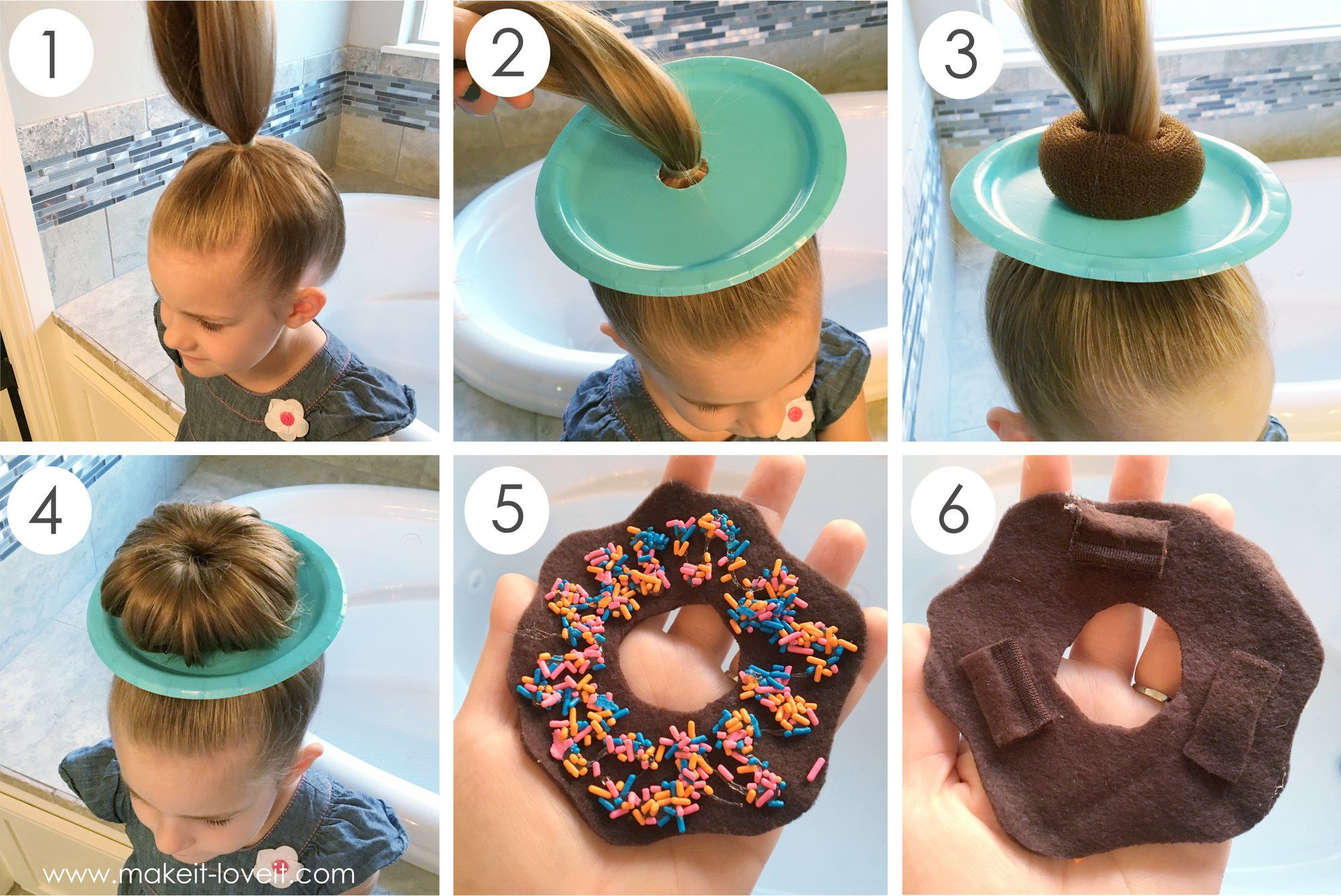 25 CLEVER IDEAS for 'Wacky Hair Day' at SCHOOL!! (…including Chloe's wacky hair!) #crazyhatdayideas