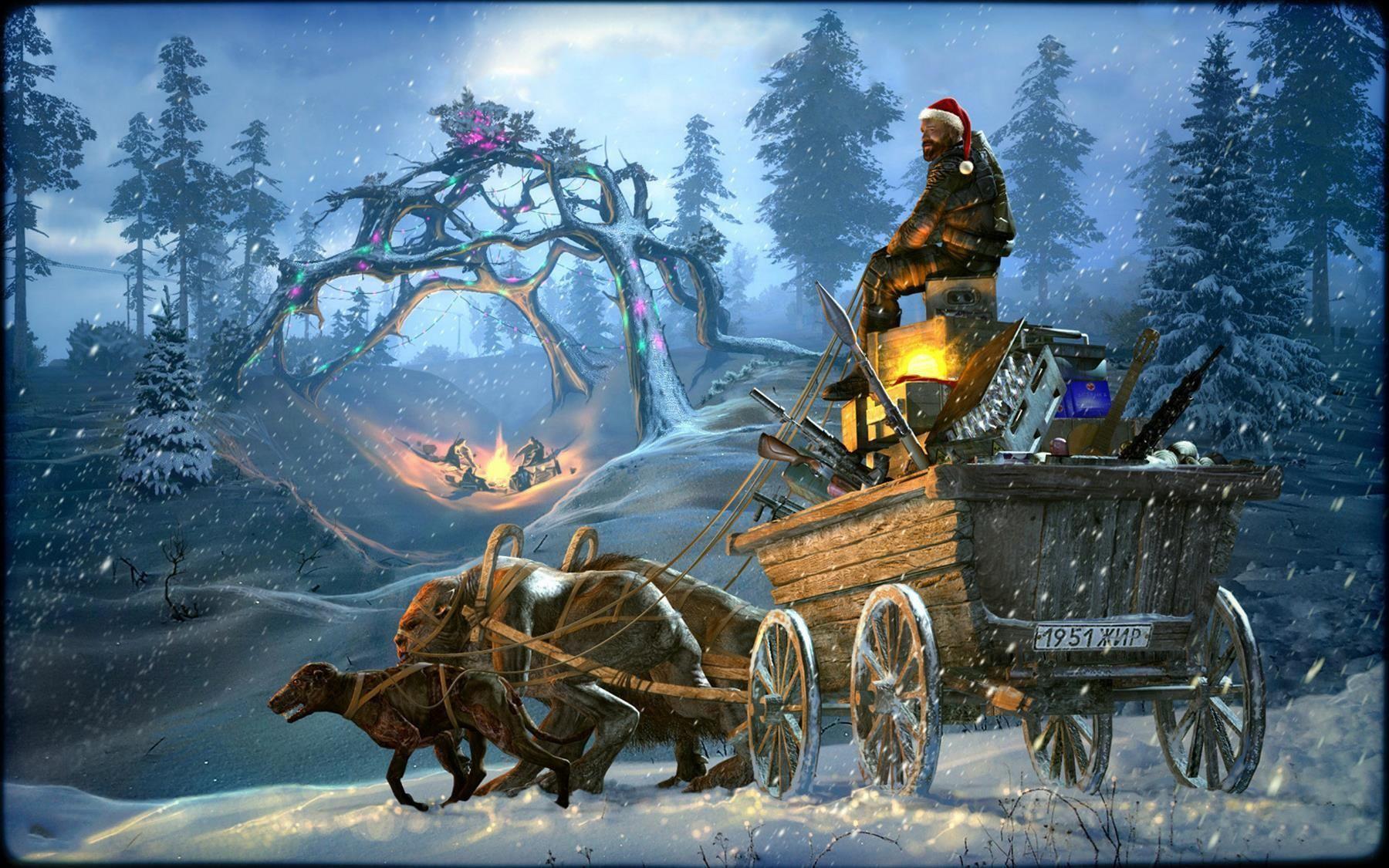 Fond D écran Vacances De Noël: Fonds D'écran Pour Noël