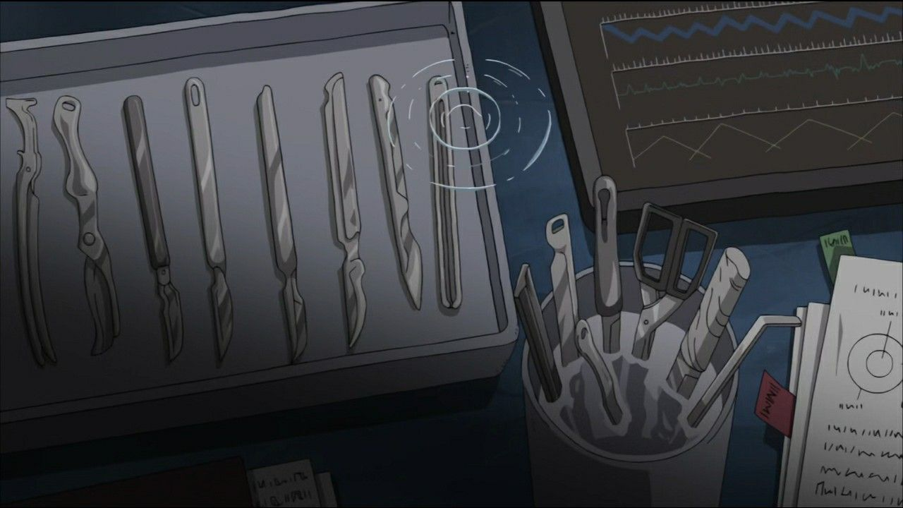 Orochimaru S Lab Neon Signs Graphic Anime