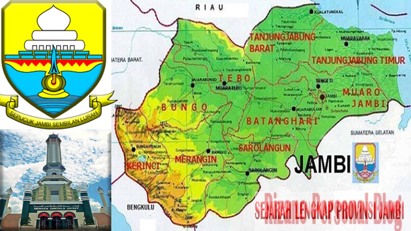 Sejarah Lengkap Provinsi Jambi Png 1366 768 Tempat Sejarah Pemandangan