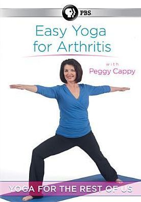 peggy cappy yoga for the rest of us  easy yoga for