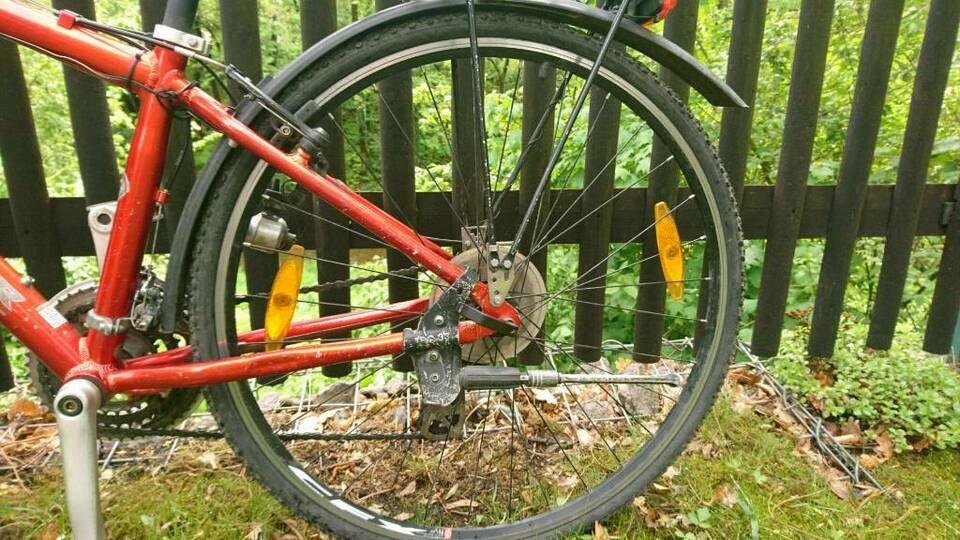 "Trekkingbike Fitnessbike Gary fisher 28"" kleiner Rahmen in"