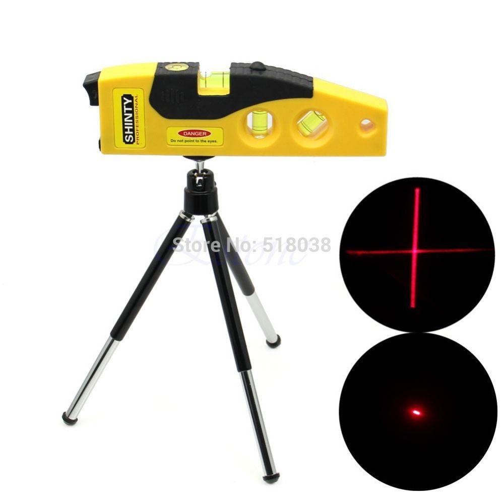 2017 160 Degree Mini Line Laser Level Marker Td9b Laser Range With Adjustable Tripod With Images Laser Levels Laser Tripod