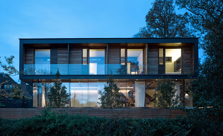 Stanton Williamsu0027 Private Residence On The Edge Of Londonu0027s Hampstead Heath  Provides A Breath Of Fresh Air