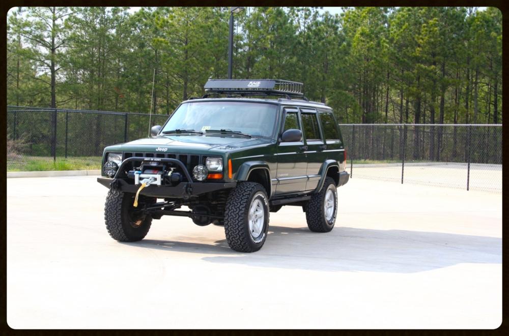 Built Cherokee Old Davis Autosports Jeep Cherokee Jeep