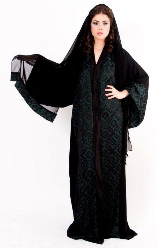 Dubai Abaya Styles Women Fashion Pinterest Abaya Fashion