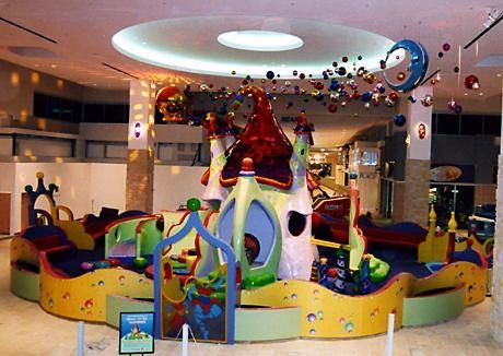 Memorial City Mall Play Castle City Memories Houston