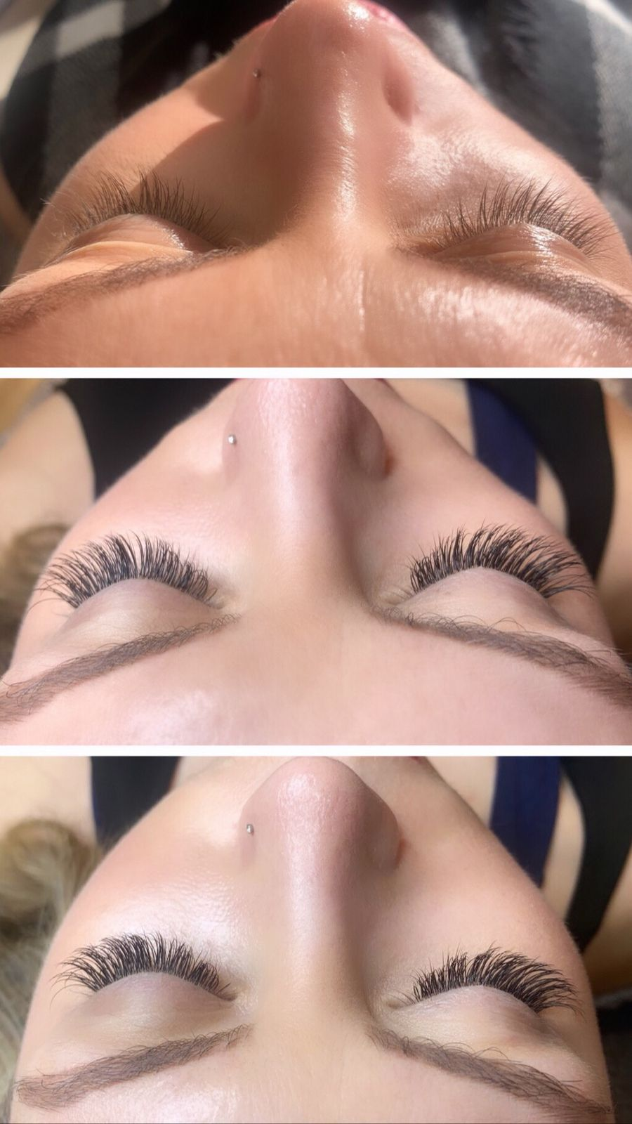 efb242e5458 The Do's & Don'ts of Eyelash Extensions | Makeup | Living After ...
