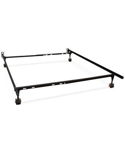 Best Sleep Trends Hercules Standard Adjustable Metal Bed Frame 400 x 300
