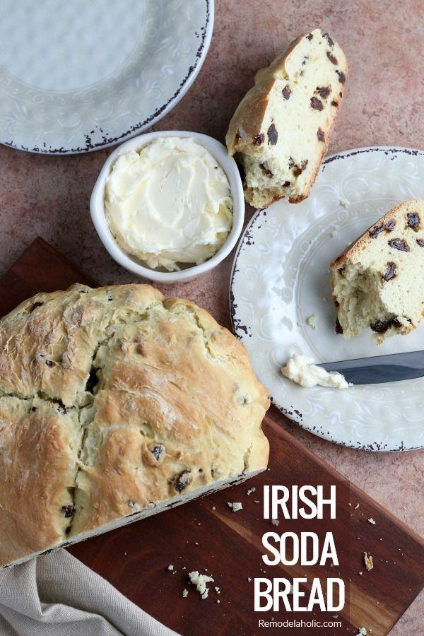 Traditional Irish Soda Bread Recipe In 2020 Irish Soda Bread Irish Soda Bread Recipe Traditional Irish Soda Bread