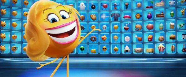 The Emoji Movie Smiler Animacao 3d Emoji E Emojis
