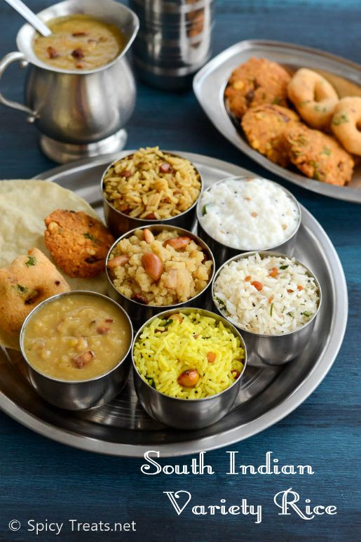 A Food Blog For Daily Cooking Which Has Both South Indian