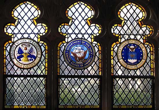 stained glass military - Google Search