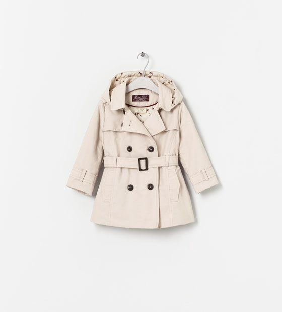 Baby Trench Coat Holy Crap It S A Girl V 234 Tements