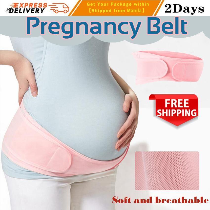 Maternity Support Belt Pregnant Back Support Waist Band Postpartum Corset Bands