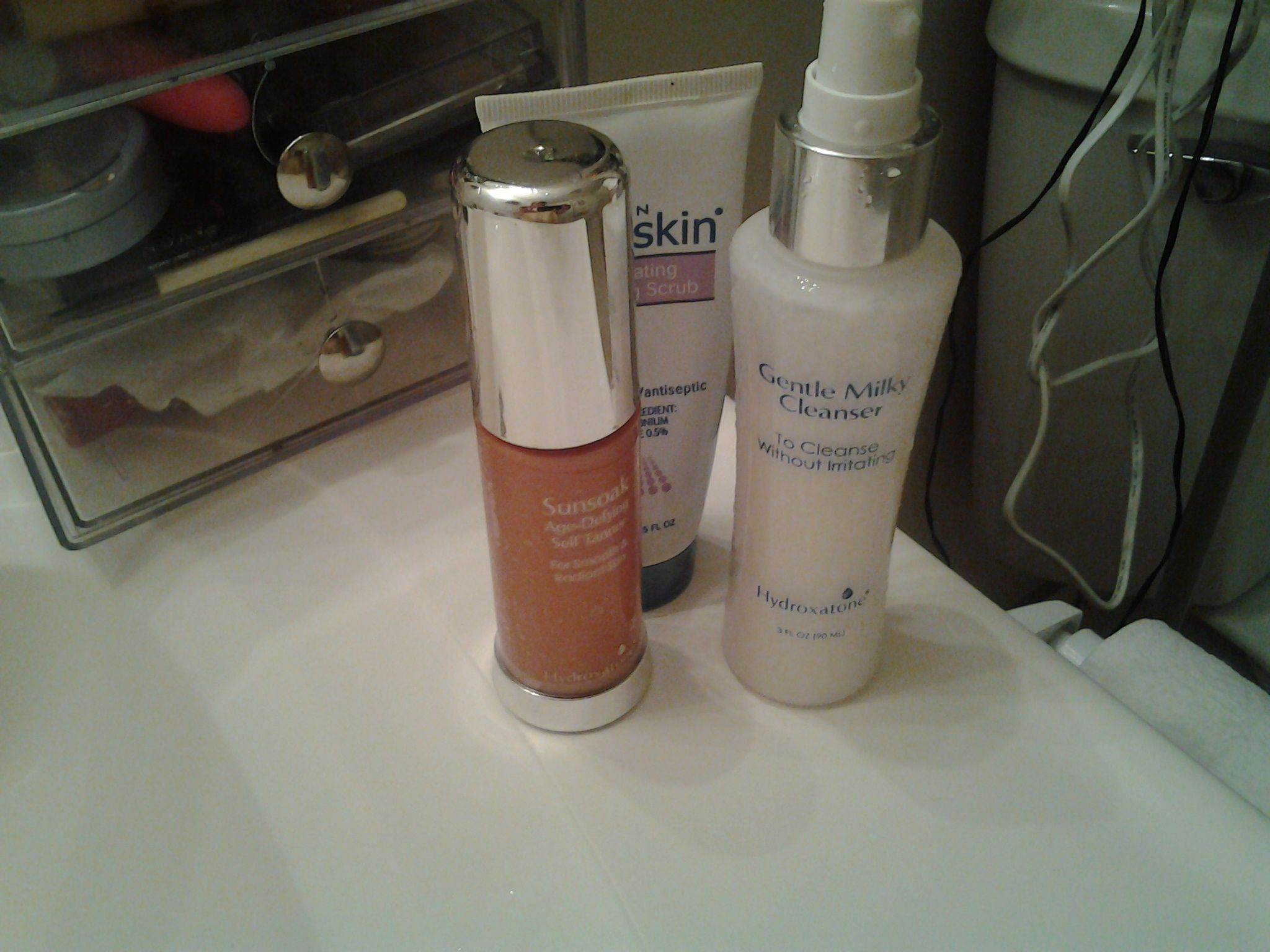 Embarrassing Beauty Disaster Solved: Acne! Skin care is so important to us women. Check out my latest review.