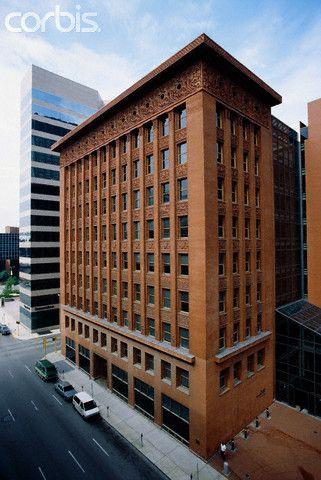Wainwright Building 1901 St Louis Missouri Louis