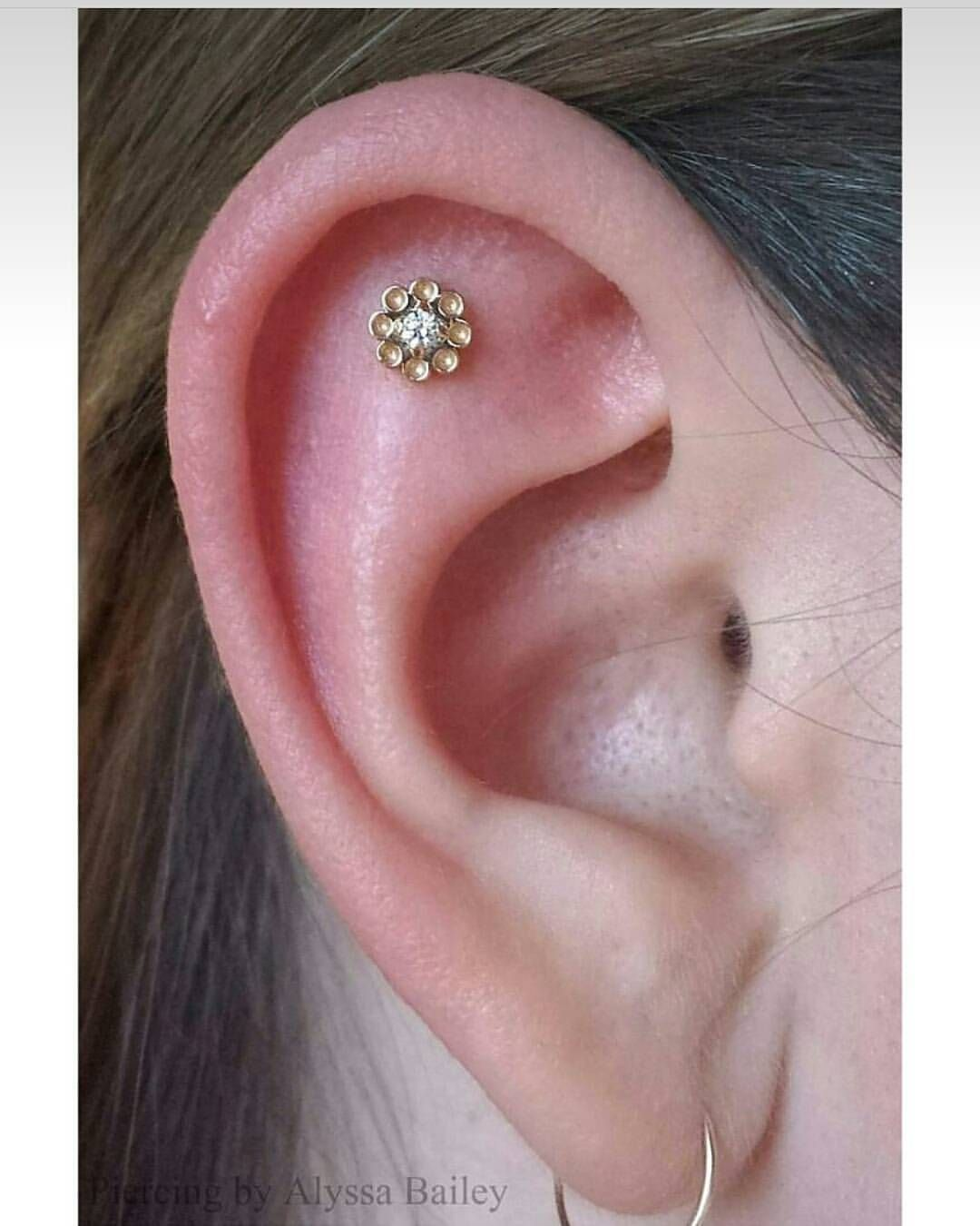 Body piercing areas  Becca has one of my favourite pieces from anatometalinc She chose