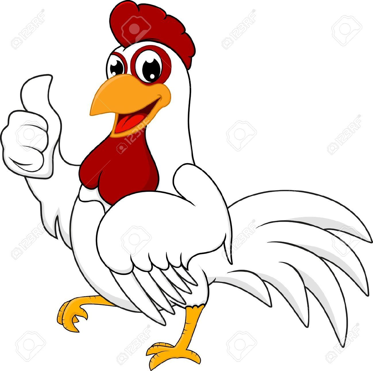 Pin by phyl on chickens cartoon chicken cartoon images cartoon - Poulet dessin ...