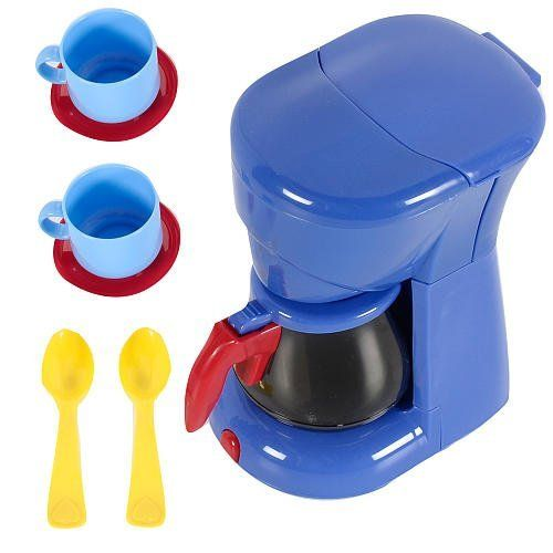 Just Like Home Coffee Maker Playset Blue By Toys R Us