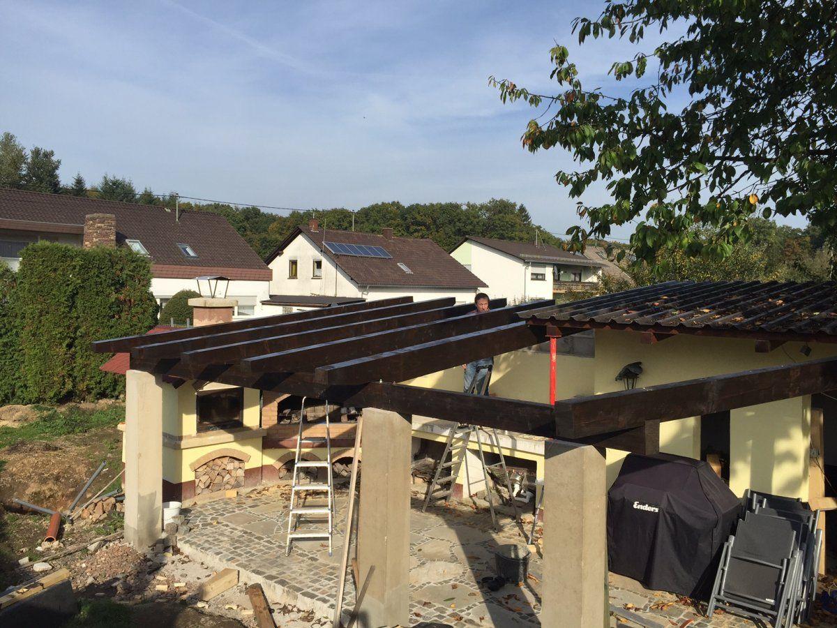 Outdoor Küche Grillsportverein : Neues projekt outdoorküche mit steinbackofen seite