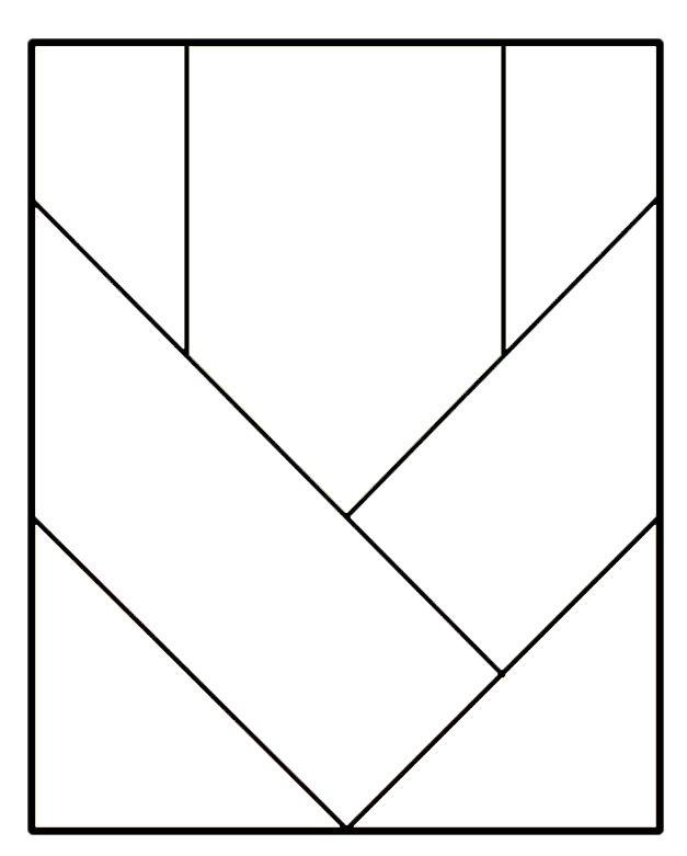 Tangram é um quebra-cabeça chinês de origem milenar formado por 7 ...