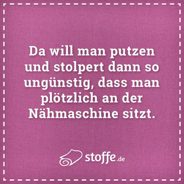 Na, wer kennt das? #nähen #meme #quote #spruch #sprüche #diy