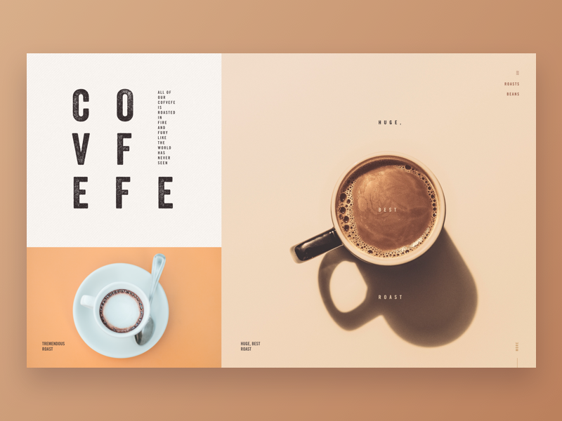 This coffee trumps all other coffees. The best.  #ux #webdesign #ui #uxdesign #uidesign #website #design #interactiondesign #designinspiration