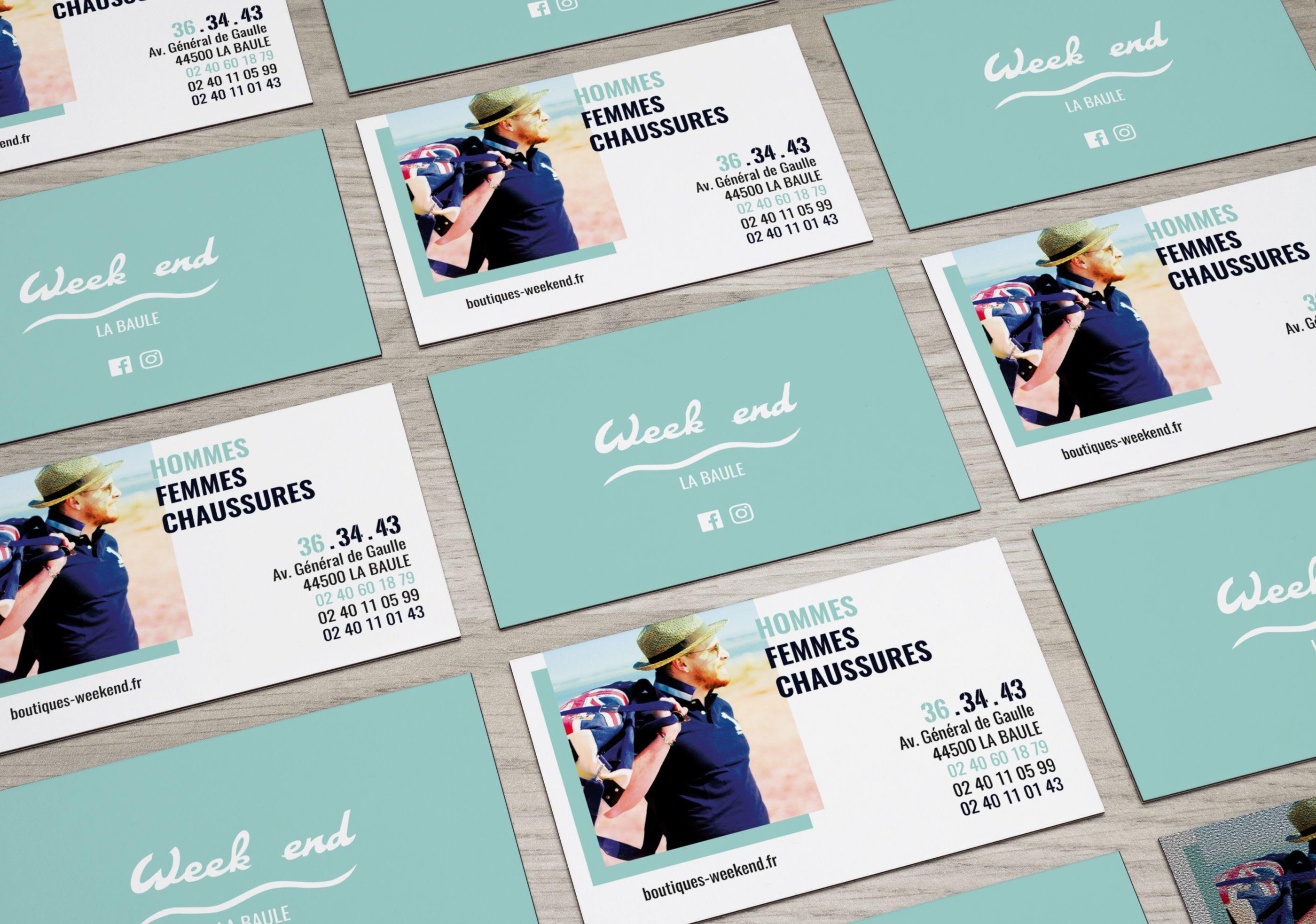 Agence De Communication Nantes Carte Visite
