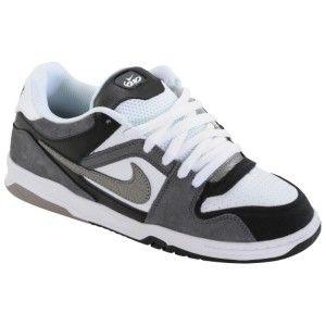 Nike 6.0 Oncore - Men's - Skate - Shoes - Black/Grey | Nike ...