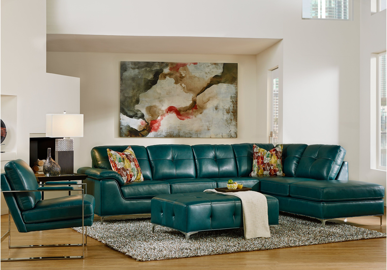 preston ridge turquoise leather