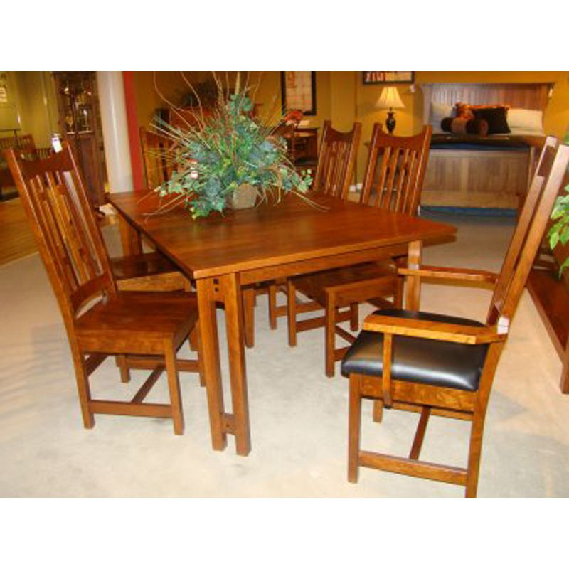 Dining Table 68 035 Bridgewood Dining Furniture Made In Usa Outlet