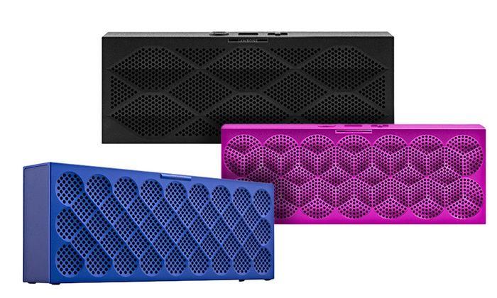 Jawbone JamBox or Mini JamBox Wireless Bluetooth Speaker