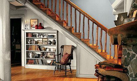 Rustic Foyer