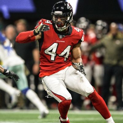 The Atlanta Falcons Returned Home In Style With A 27 7 Win Over The Dallas Cowboys Defensive Linem Atlanta Falcons Football Atlanta Falcons Cowboys Vs Falcons