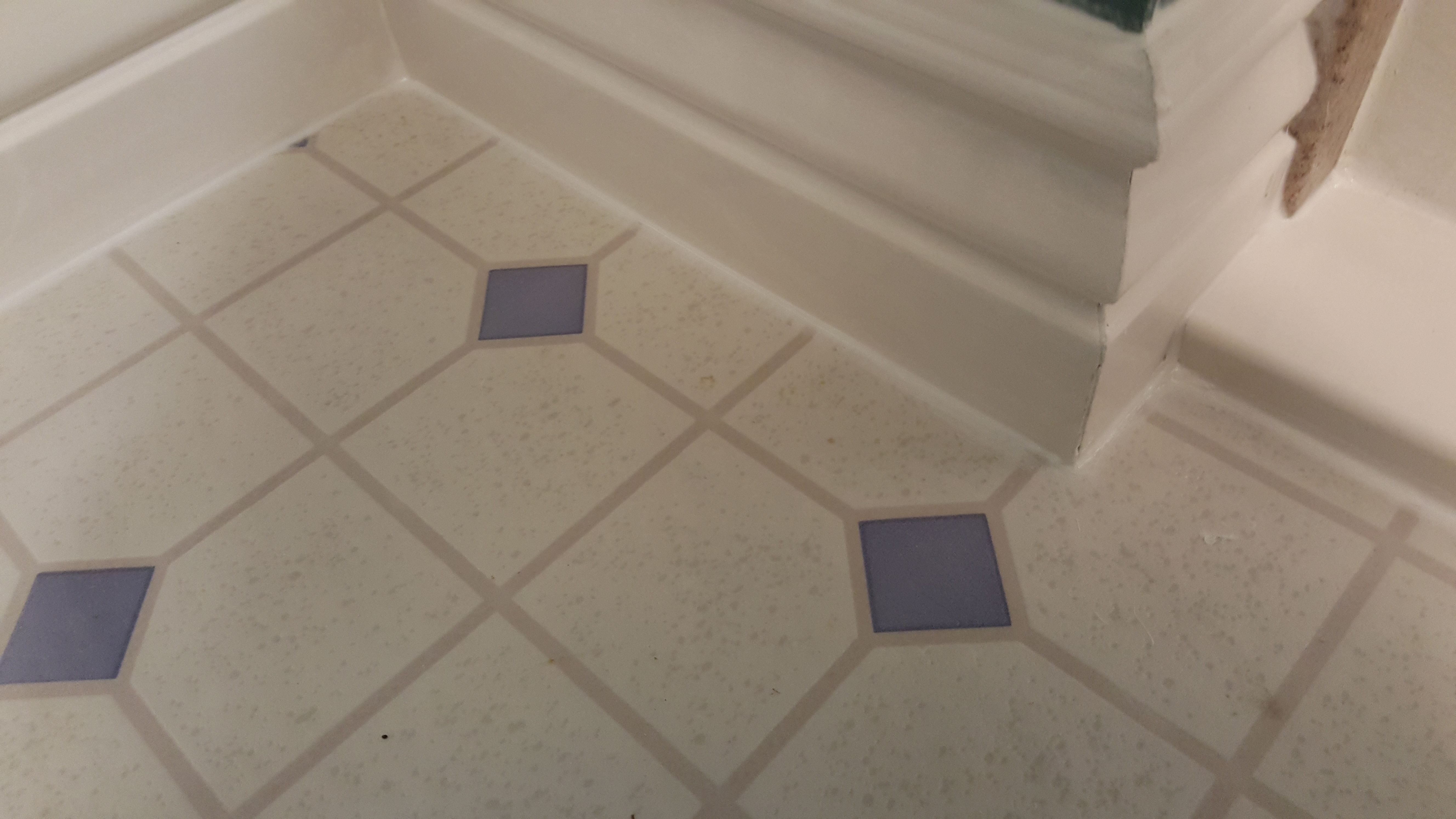 Prevent Water Damage On Wood Baseboards With Cultured Marble Base Boards After Wood Baseboard Old Bathrooms Baseboards