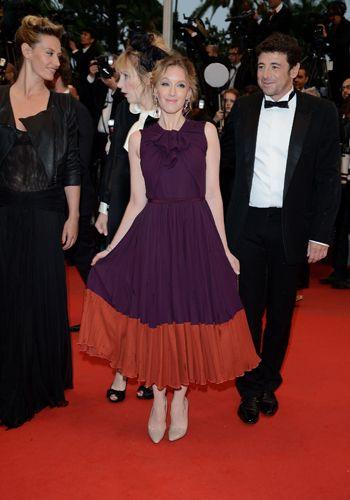 Cécile de France, Julie Depardieu, Ludivine Sagnier et Patrick Bruel.