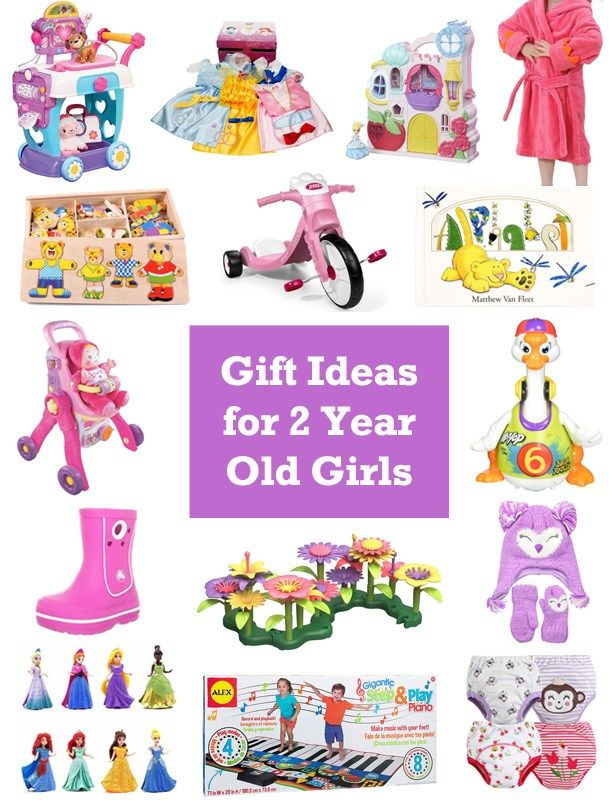2 year old girls christmas gifts