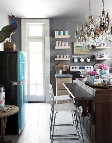 Photo of Small Kitchen Design (13) | Decorating Ideas