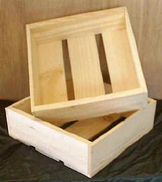 Shop Poole Sons Inc Wood Crates Wooden Crate Crates