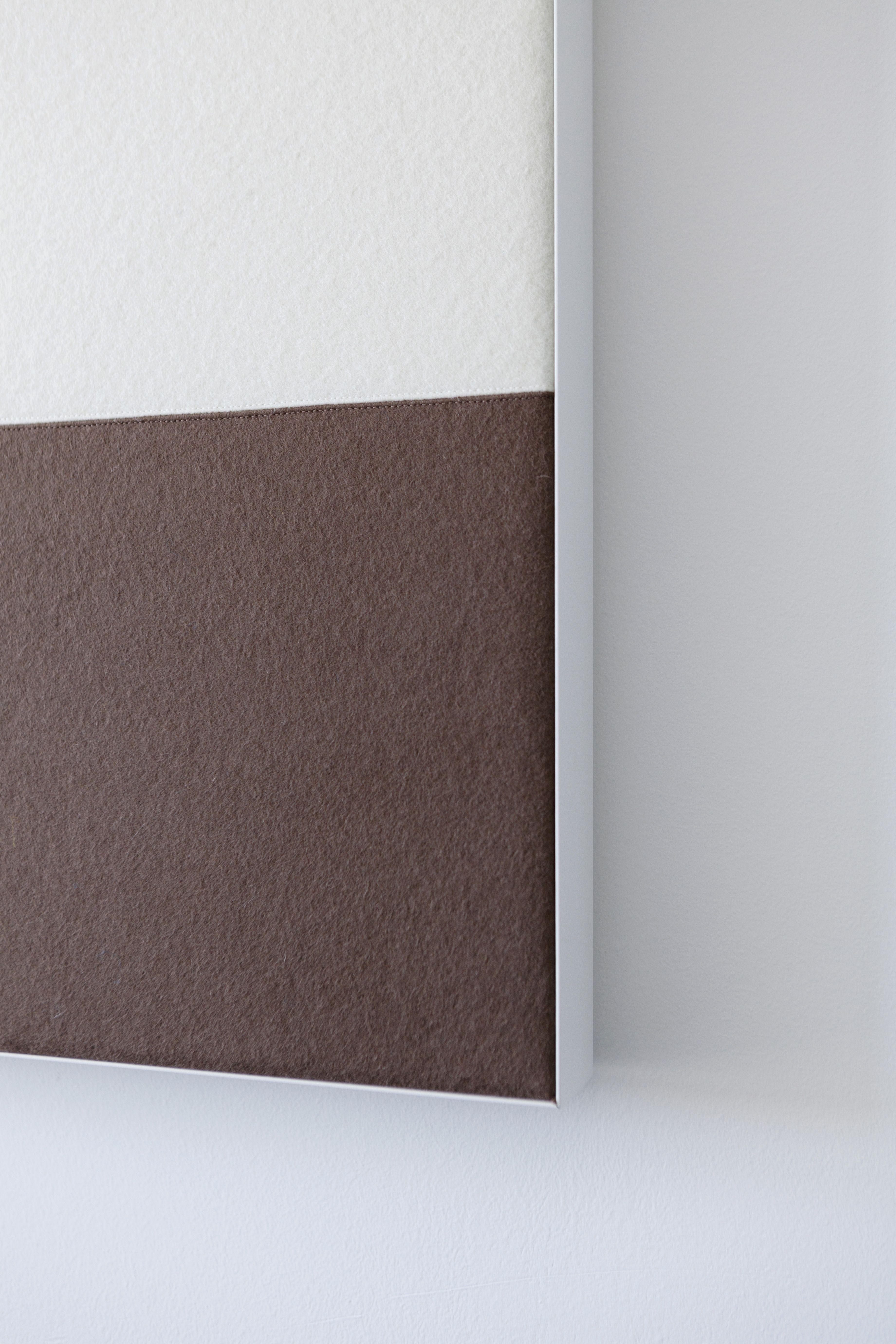 der hochwirksame absorber mit der ausdrucksvollen reinwollfilz umspannung verhindert. Black Bedroom Furniture Sets. Home Design Ideas