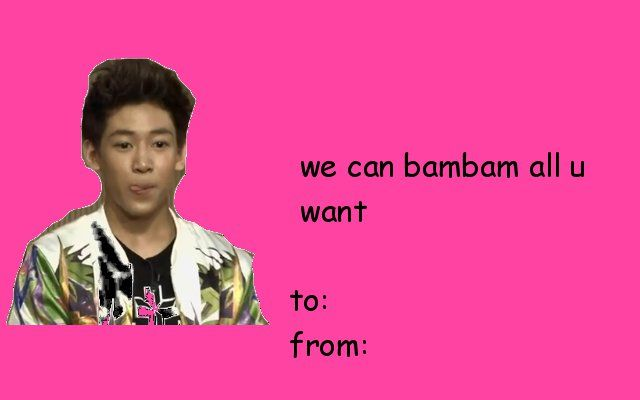 Miss Jungkook My Kpop Valentines Day Cards Error 1004 Not