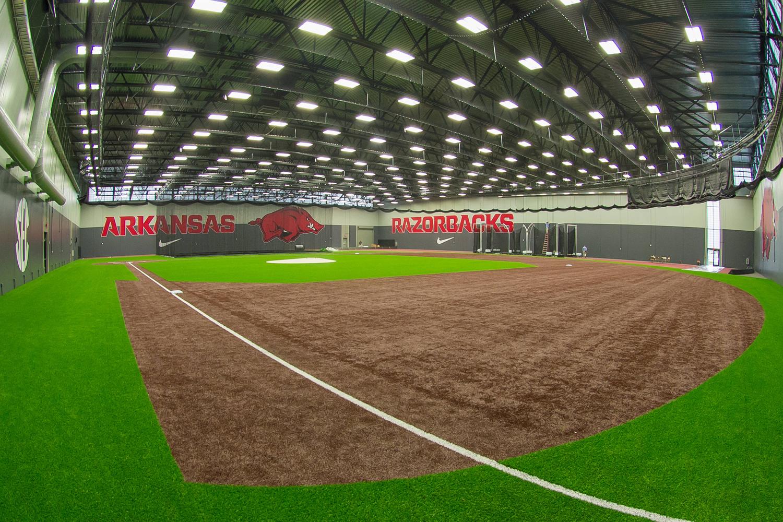Fowler Family Baseball Track Training Center Sports Training Facility Backyard Baseball Baseball