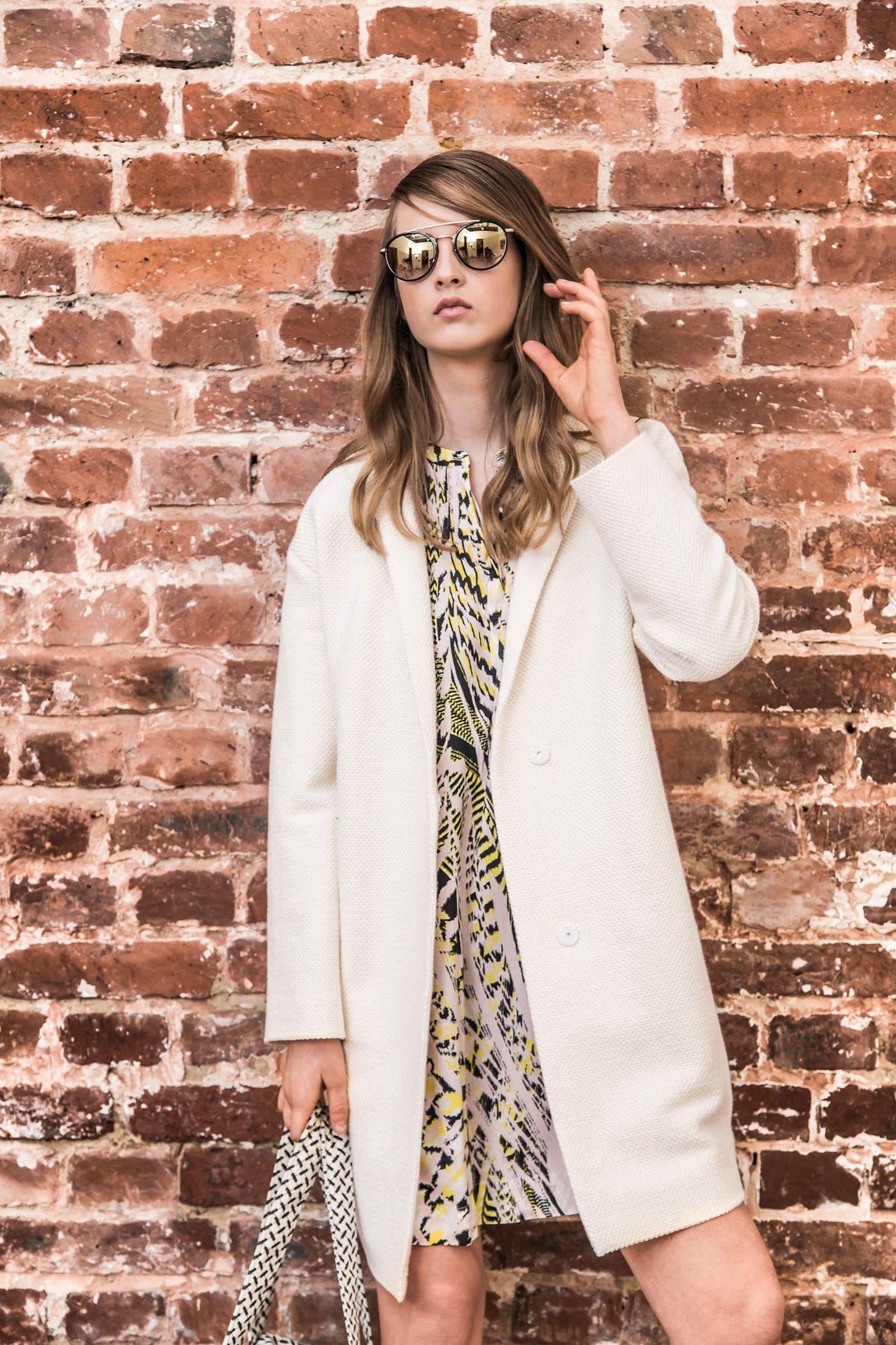 Søren Fashion Hagen  // Spring Summer 2016  #fashion #dress #lalaberlin #fashionshoot #jacket #set #springcollection