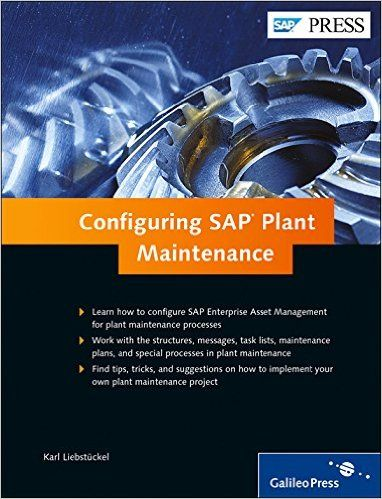 plant maintenance with sap practical guide 3rd edition free download