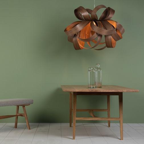 Skipper Pendant Giant Wood Design Furniture Designer Scandinavian Design